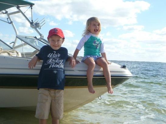 Boating in Tampa